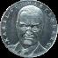 Portrétní medaile, stříbrná
