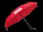 Deštník dámský, červený